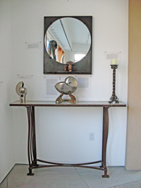High Console Table