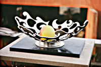 Art Nouveau Fruit Bowl