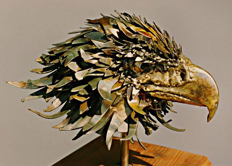 Stephen Fitz Gerald Decorative Metal Works Figurative